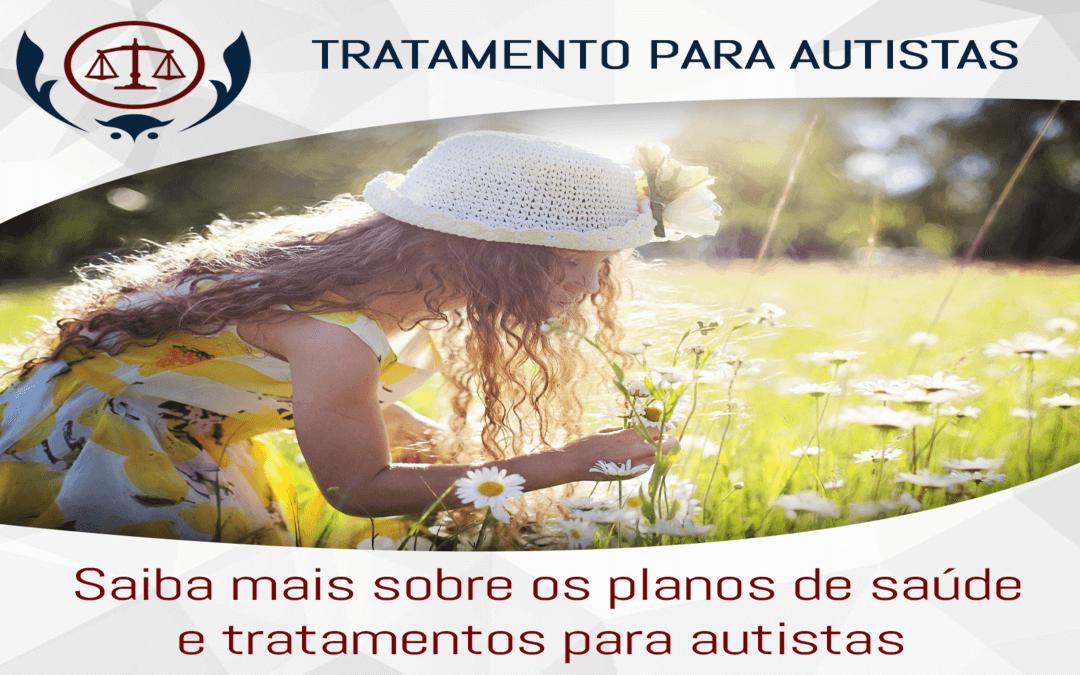 Planos de saúde e Tratamentos para Crianças Autistas